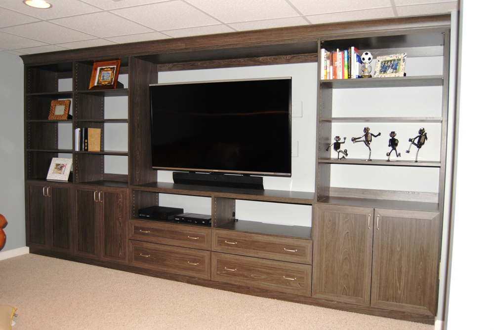 Entertainment Centers | Space Planning Service | Fairview PA