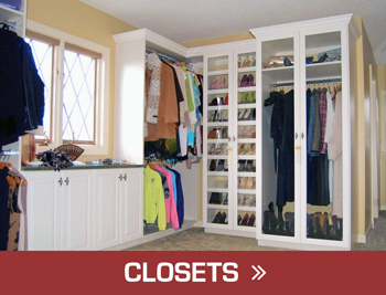 Walk-In Closet services